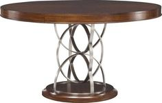 contemporary round table bases