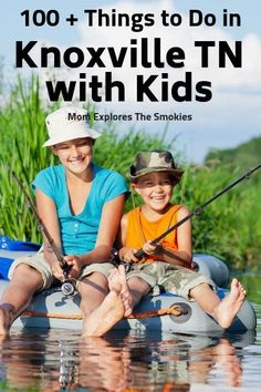 Fun things to do in Knoxville with kids! HUGE resource with tons of no-cost options! Townsend Tennessee, East Tennessee, Nashville Tennessee, Family Vacation Destinations, Vacation Trips, Family Vacations, Family Trips, Travel Destinations, 100 Things To Do