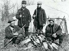 Vintage hunting pics