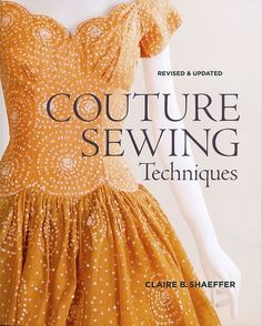 When I was growing up we had a book in the house that I considered the sewing bible.  If ever I was was stumped on a particular applicatio...