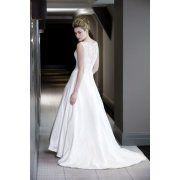 Magdelana 2014 One Shoulder Wedding Dress