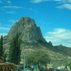 Peña de Bernal, México.