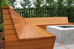 HOW TO MAKE An angled corners on a deck - Google Search More