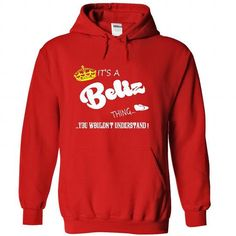 awesome BELIZ Tshirt - It's a BELIZ Thing, You Wouldn't Understand