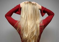 ¿Cómo mantener los cabellos rubios?