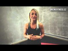 Břicho Zadek Nohy | Informace o lekcích | Online Fitness - živé fitness lekce, cvičení doma pod vedením trenérů