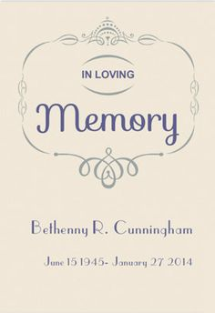 In loving memory of templates wwwpixsharkcom images galleries with a bite for In loving memory templates