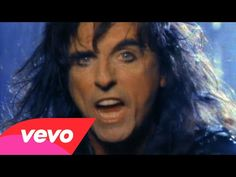 Alice Cooper - Poison This song is perfect! My ex is not only the devil but he is full of poison!