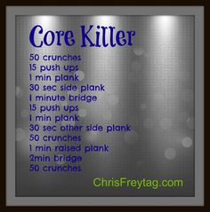 A FAST way to a firm core