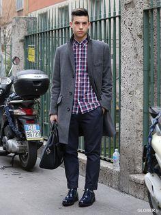 GLOBER | ネイビーパンツ Brogue Shoe, Brogues, Style, Fashion, Swag, Moda, Stylus, La Mode, Fasion
