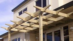 There are lots of pergola designs for you to choose from. You can choose the design based on various factors. First of all you have to decide where you are going to have your pergola and how much shade you want. Wisteria Pergola, Pergola Canopy, Pergola Swing, Outdoor Pergola, Pergola Shade, Pergola Kits, Pergola Ideas, Pergola Cover, Patio Ideas