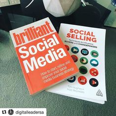 #Repost @digitalleadersa (@get_repost)  Want to take your business' (or your own) social to the next level? Then you need these books written by our co-founders @theadamgray and @tim_hughes1