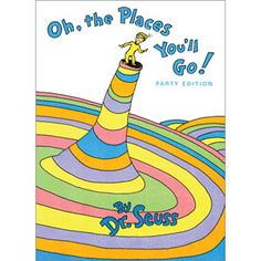 Secretly have every teacher (from kindergarten to senior year) sign this book, and give to your child as a surprise on their graduation.