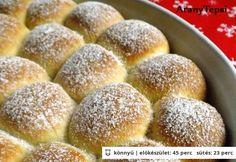 My Recipes, Cake Recipes, Hungarian Recipes, Hungarian Food, Sweet Life, Sweet Bread, Biscotti, Cornbread, Deserts