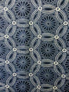 Indigo Pattern