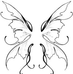 Butterfly Wings Tattoo faery wings II by butterflyy Tattoos Fairy Wing Tattoos, Butterfly Wing Tattoo, Butterfly Drawing, Butterfly Fairy, Fairy Wings Drawing, Fairy Drawings, Body Art Tattoos, Tattoo Drawings, Foot Tattoos