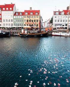 Copenhagen is calling our name.