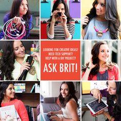 Ask Brit! | Brit + Co.