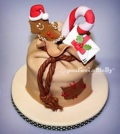 porcelana fria pasta francesa masa flexible fimo gumpast fondant pasta goma figurine topper christmas navidad pascua natal xmas Facebook : Pasta di zucchero torte decorate Sweetwins