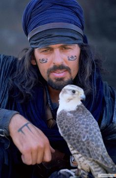 Oded Fehr as Ardeth Bay - Captain of the Madjai. The Mummy 1999.