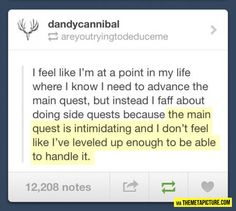 It's alright. The side quests are pretty cool & when you finish the main quest, everything's kind of just boring anyway.