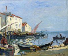 Le Martigues - (Francis Picabia)