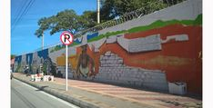 Resultado de imagen para YARIME LOBO Basketball Court, Fair Grounds, Fun, Travel, Community, Urban, Artists, Colors, Viajes