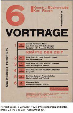 6 Vorträge (1925)