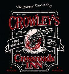 Crowleys Crossroads Inn T-Shirt