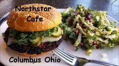 Great Veggie Burger & How I'd Spend any Lottery Winnings