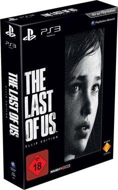The Last of Us - Ellie Edition - [PlayStation 3]: Amazon.de: Games