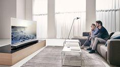 L'expérience immersive de la TV SUHD