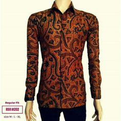 Saya menjual Kemeja Batik Pria Lengan Panjang RBR-M202 seharga Rp68.000. Dapatkan produk ini hanya di Shopee! https://shopee.co.id/rumahbatikrayana/537854345 #ShopeeID