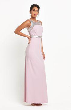 Przepiękna, długa sukienka marki V by Very. Idealna na specjalne okazje! 599 zł na http://www.halens.pl/moda-damska-sukienki-dugie-sukienki-26191/sukienka-maxi-574261?imageId=397358&variantId=574261-0516