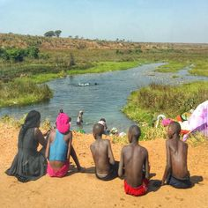 How kids spend Saturdays in Lunda Sul #Angola http://ift.tt/24XTF6Y