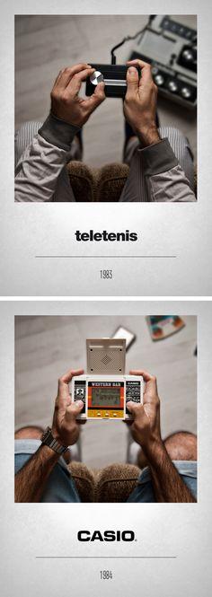 Ensaio mostra os controles de games dos últimos 30 anos - Adnews - Movido pela Notícia