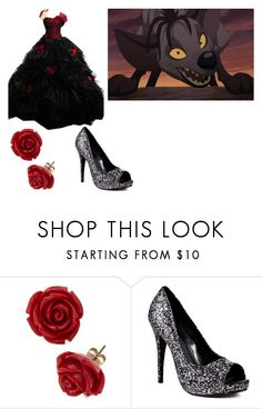 """Shenzi The Troll Manifestation Beauty Pageant"" by brainyxbat ❤ liked on Polyvore featuring BANZAI and Michael Antonio"