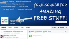 New Free Stuff is relatively a new website that has a team looking, contacting and scouring everywhere so they can bring you freebies, samples etc. But what is rather interesting is its social media growth, especially Facebook.
