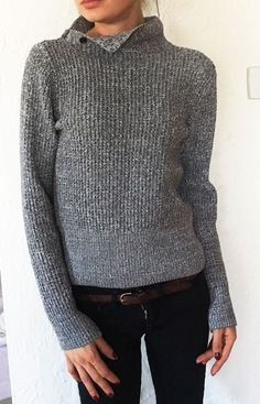 4e8c56bb06310 Knit Sweater Women s Size S  fashion  clothing  shoes  accessories   womensclothing