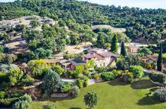 Johnny Depp's French Estate Used to Be an Entire Village via @mydomaine