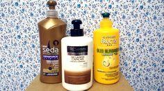 Produtinhos para os cabelos (parte 1)