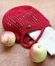 Ravelry: Cotton Island pattern by Beata Knits Knitting Projects, Knitting Patterns, Bag Patterns, Womens Purses, Backpack Purse, Knitted Bags, Calgary, Bag Making, Ravelry