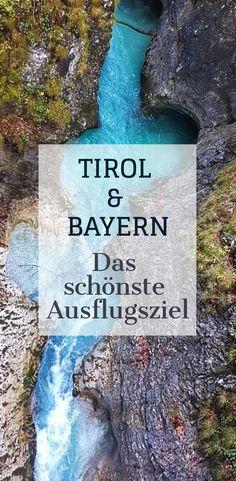Auf meinem Blog zeige ich dir wo die schönste Natur in Tirol & Bayern finden kannst! Inklusive kulinarischen Highlights!