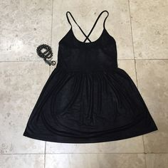 Urban outfitters baby doll top Black snakeskin print baby doll top Urban Outfitters Tops