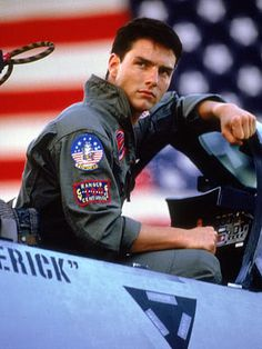 Top Gun, a classic. One of Tom Cruise's most beloved movies. Rumors of a sequel coming.