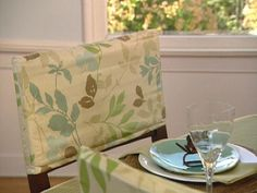 Dining-chair Slipcovers