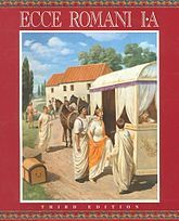 Ecce Romani vocabulary lists for studying