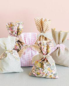 wedding favor bags!
