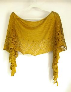 Ravelry:  Mustardseed - a buyable pattern  by Boo Knits, here you see the version of Diveblue's :: Dijon Mustardseed ::