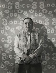 Gertrude Stein by Cecil Beaton, 1936